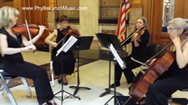 Musician Groups - String Quartet